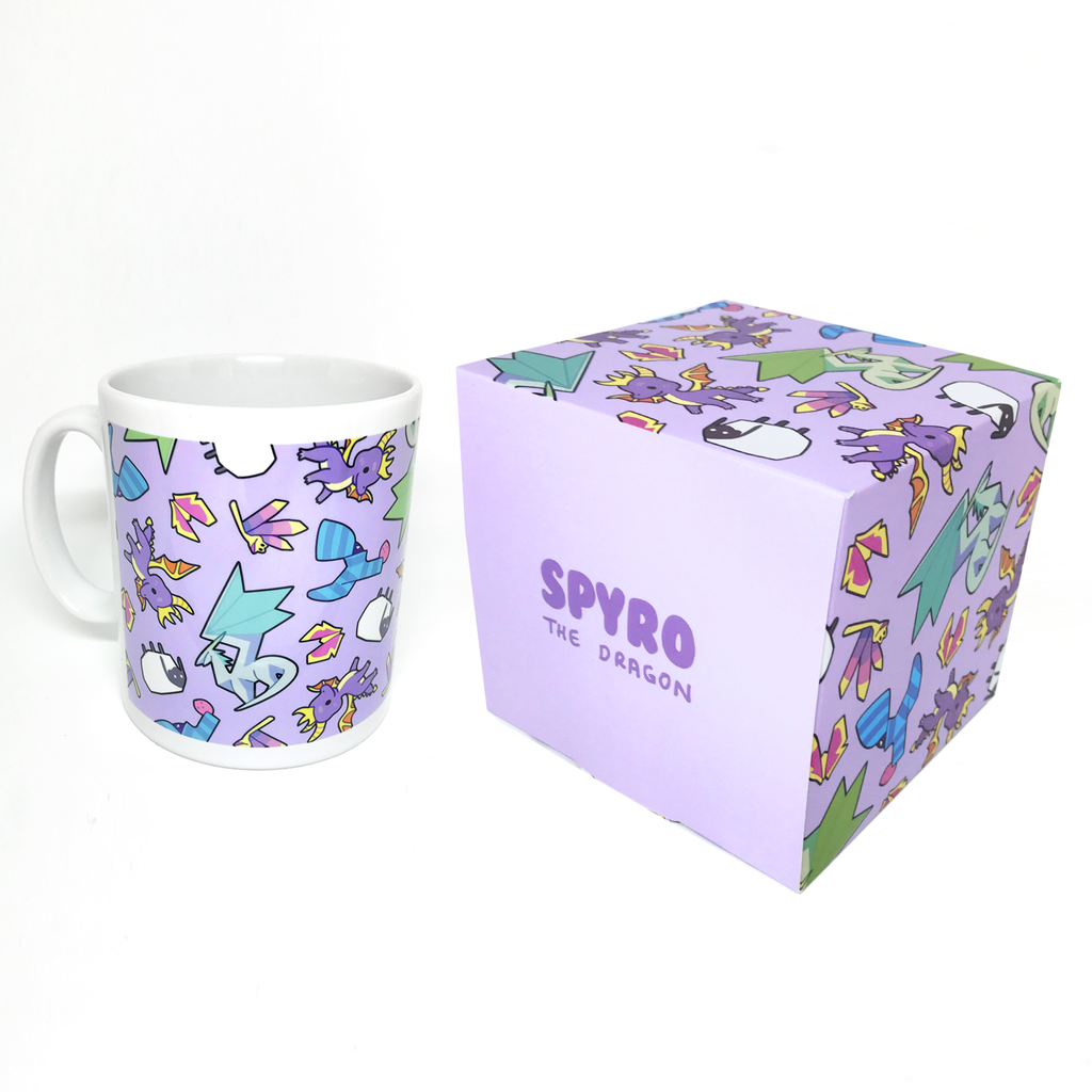 Cute Dragon Mug & Box Set