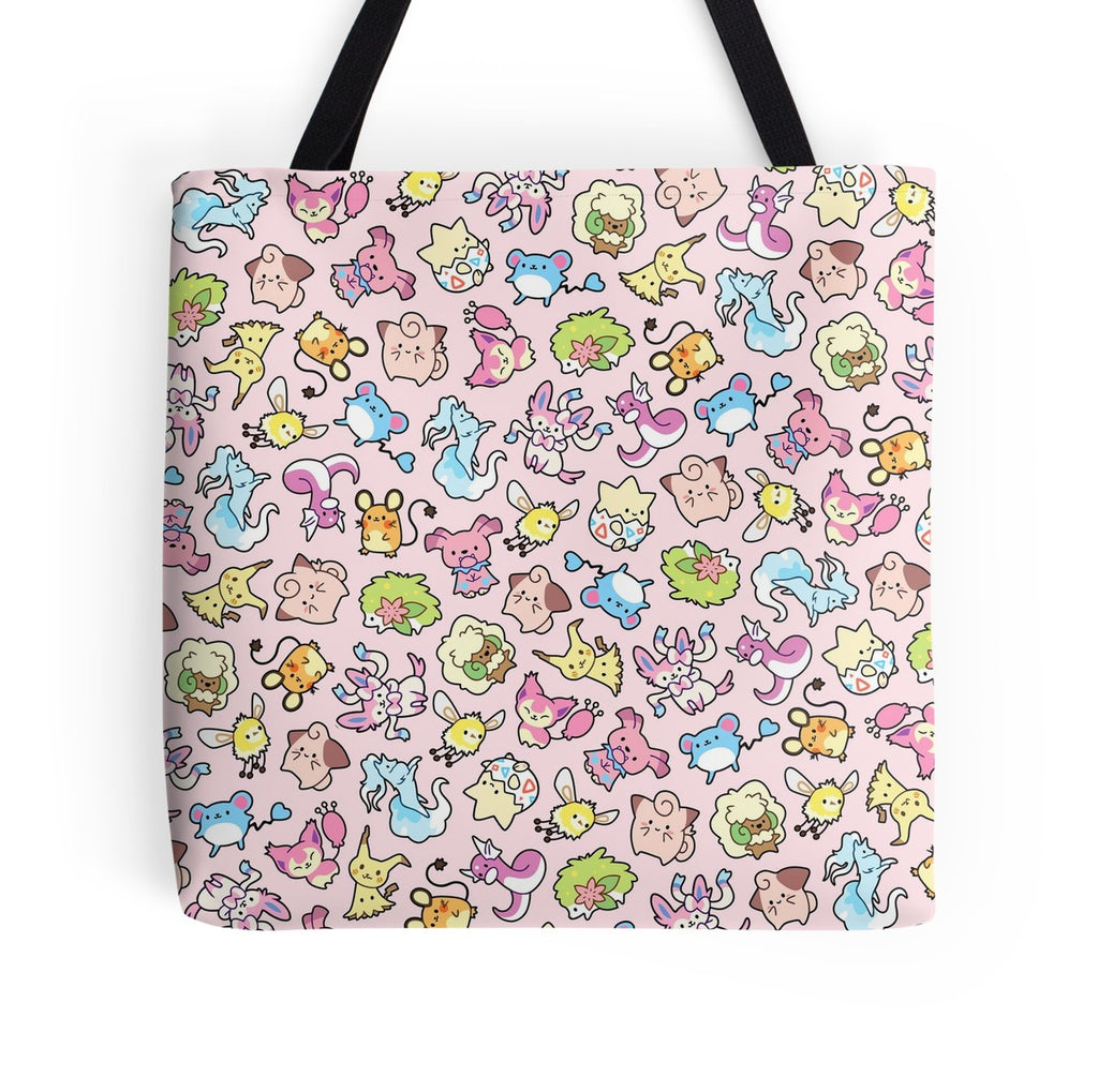 Fairly Cute Tote Bag