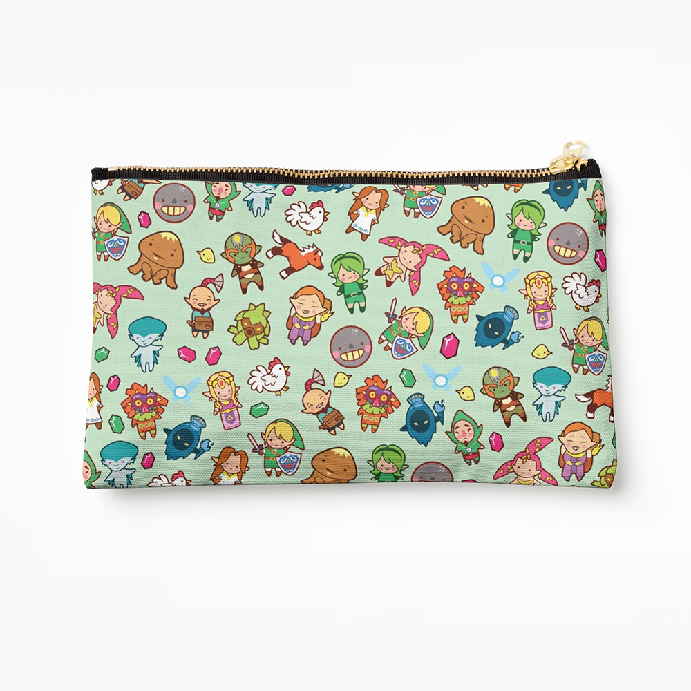 Legend of Cute Pencil Case