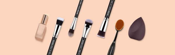 Which Foundation Brushes Provides the Best Application and Coverage? | EIGSHOW Beauty