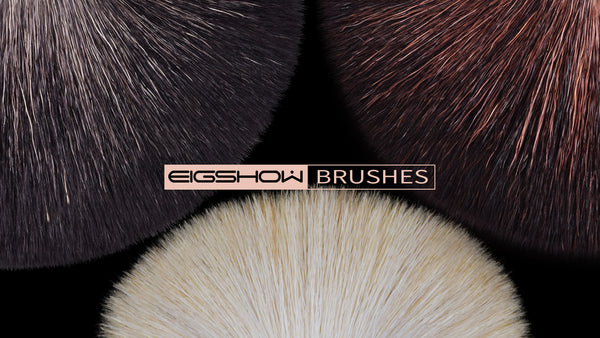 Synthetic & Natural Brushes | What's Best? | EIGSHOW Beauty