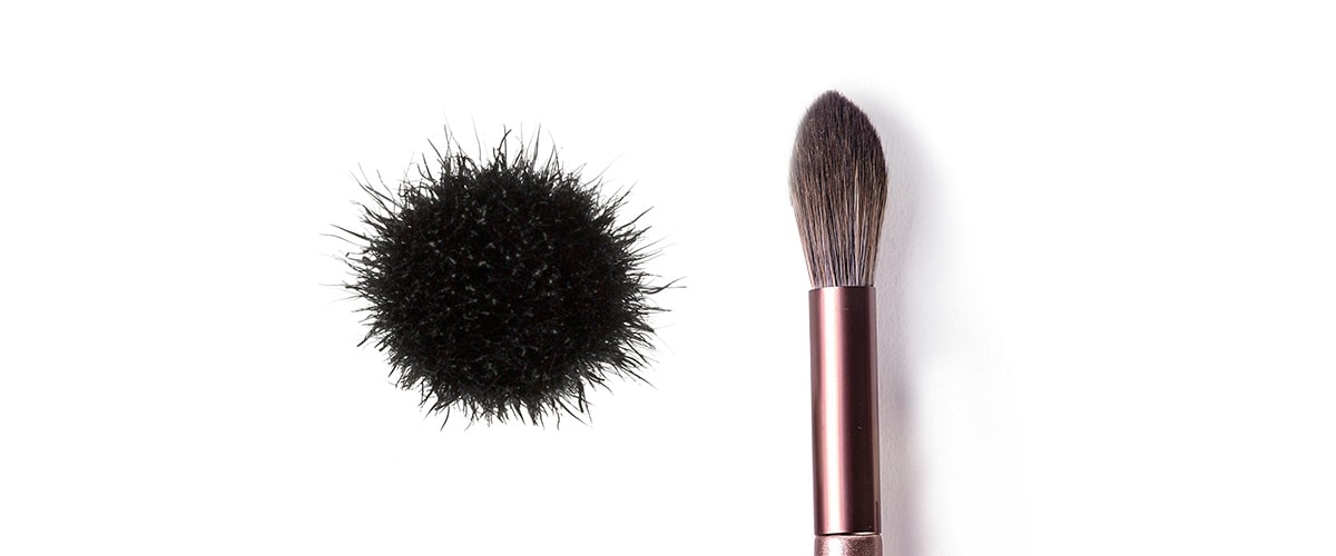 when to throw makeup brushes away