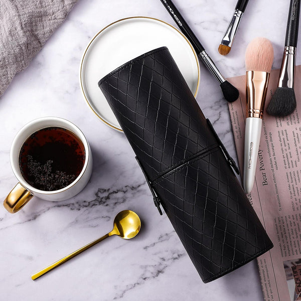 EIGSHOW Beauty Brush Care Series - Makeup Brushes Holder Cup - Black (4622933524549)