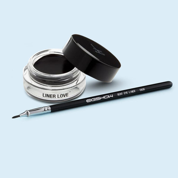 Eigshow Beauty E820 - BENT EYE LINER BRUSH (1805015515205)