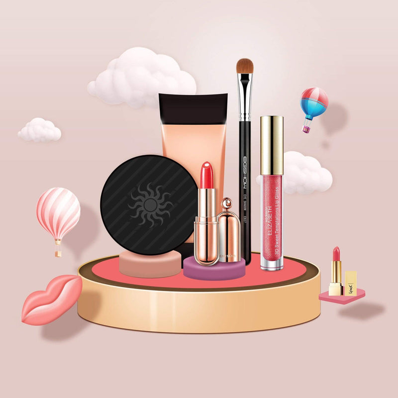 Eigshow Beauty E827 - EYE SHADOW BRUSH (1804906266693)