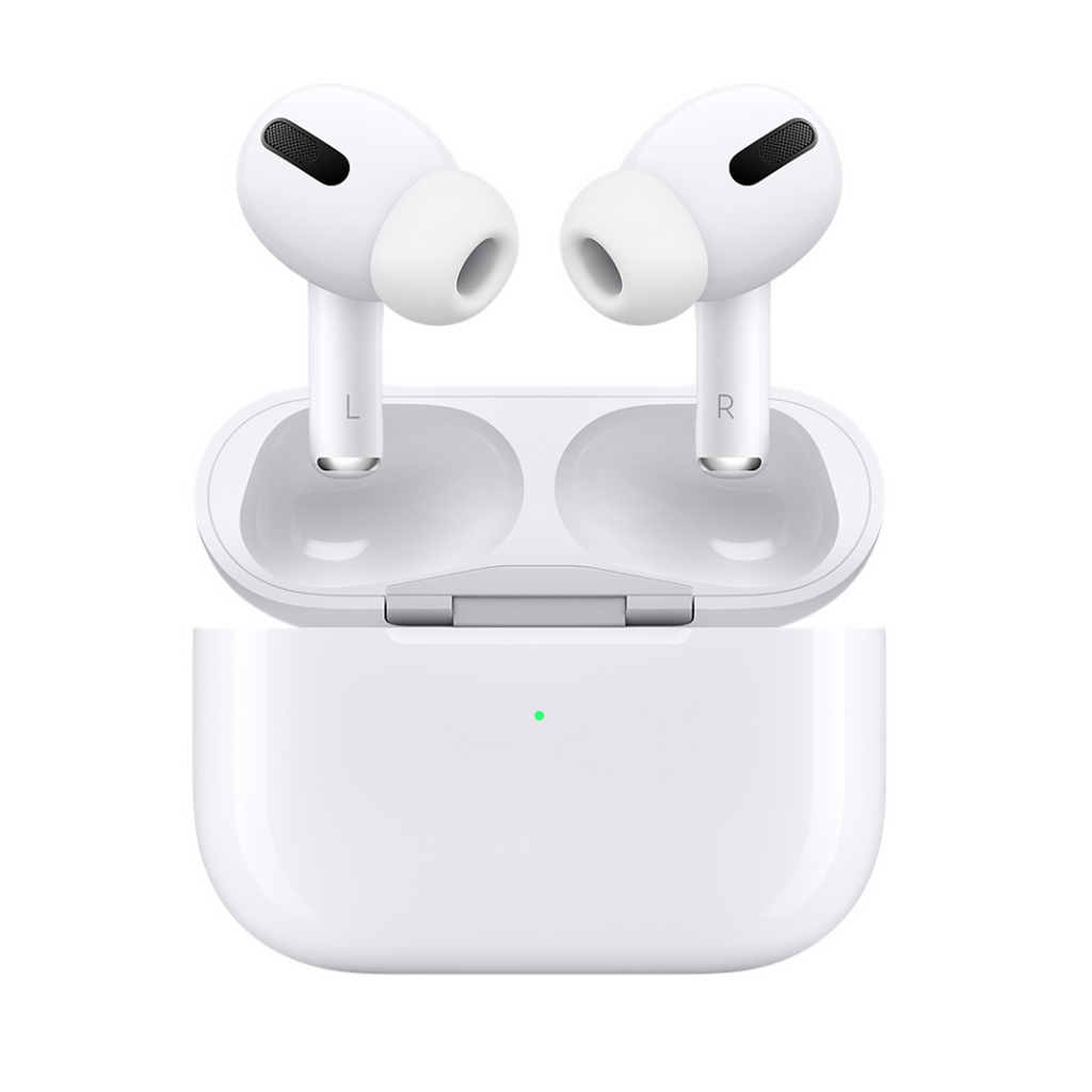 Apple AirPods Pro In-Ear Noise Cancelling Truly Wireless Headphones - White