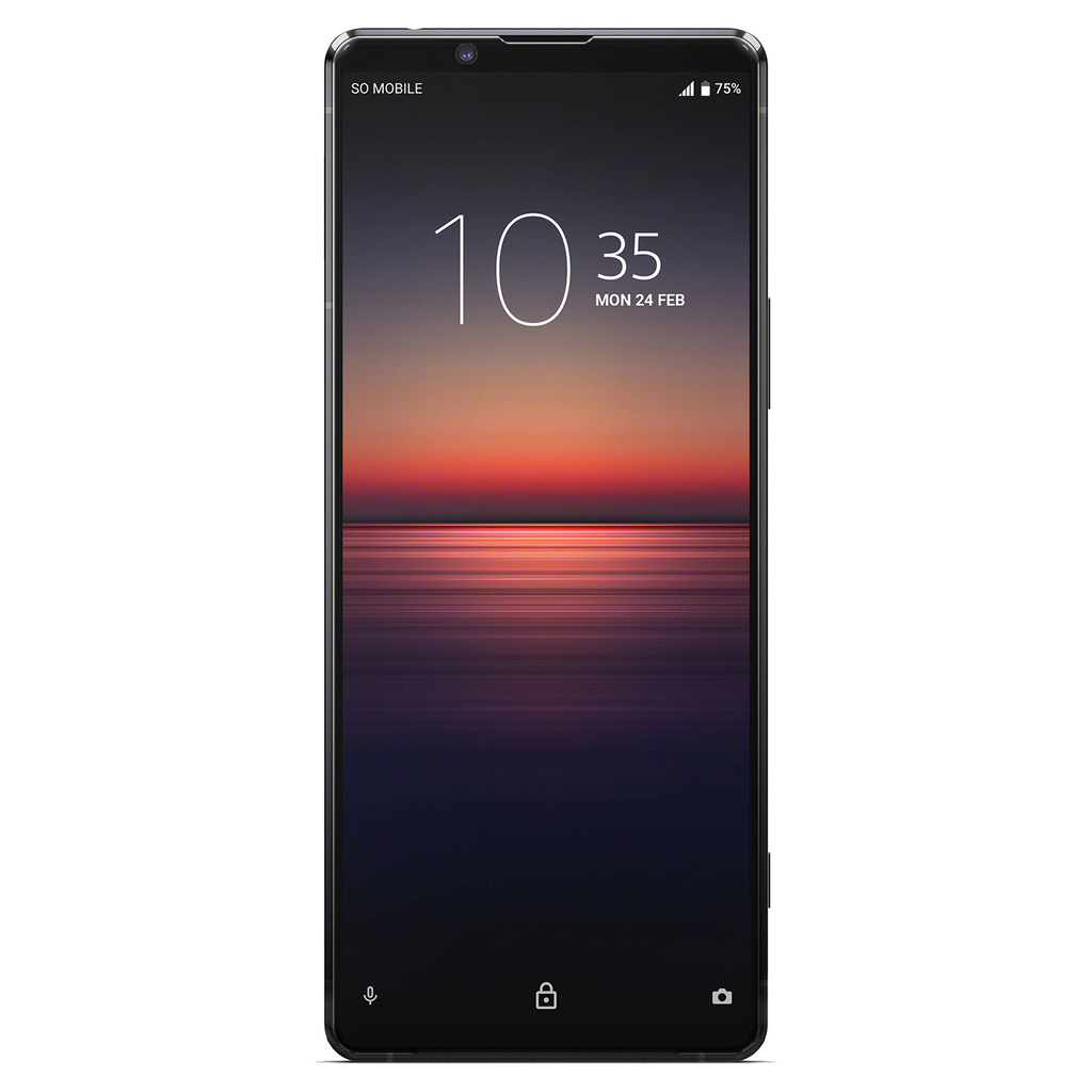 Sony Xperia 1 II 256GB 8GB RAM XQ-AT52 Dual Sim Factory Unlocked