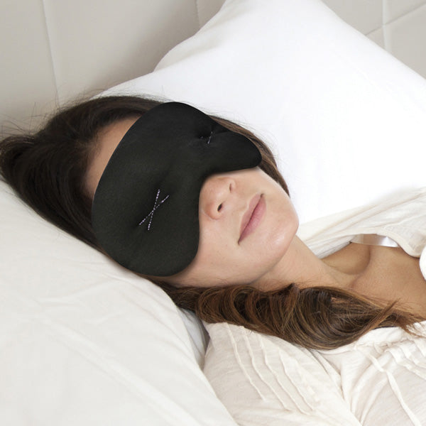weighted eye mask. Eye pillow for sleeping, sinues and migraine