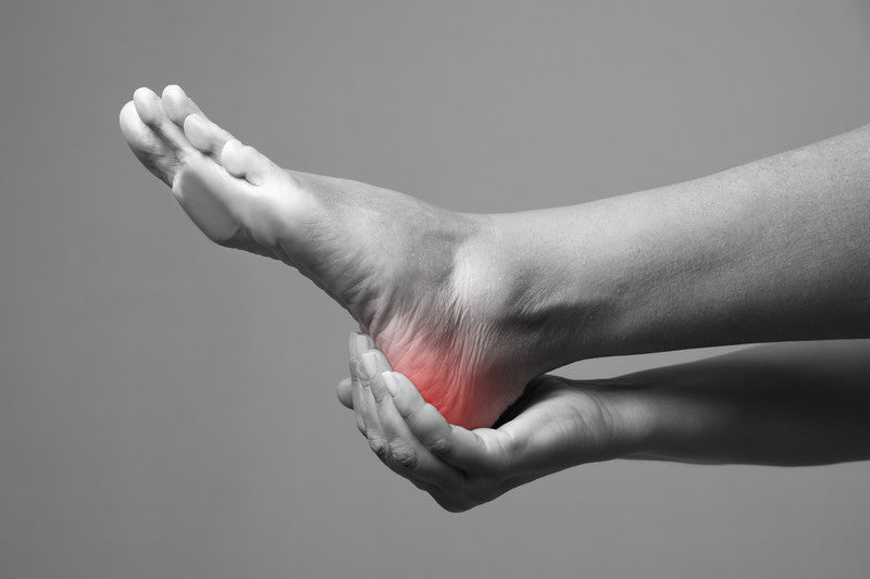 heel spurs injury pain