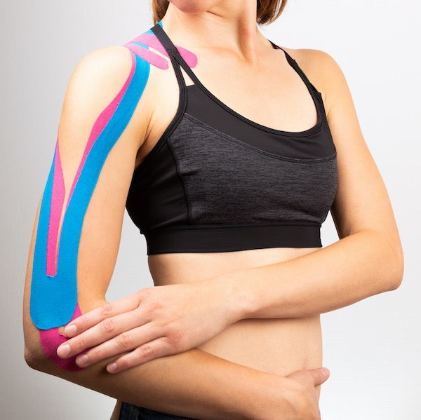 kinesiology tape & strapping