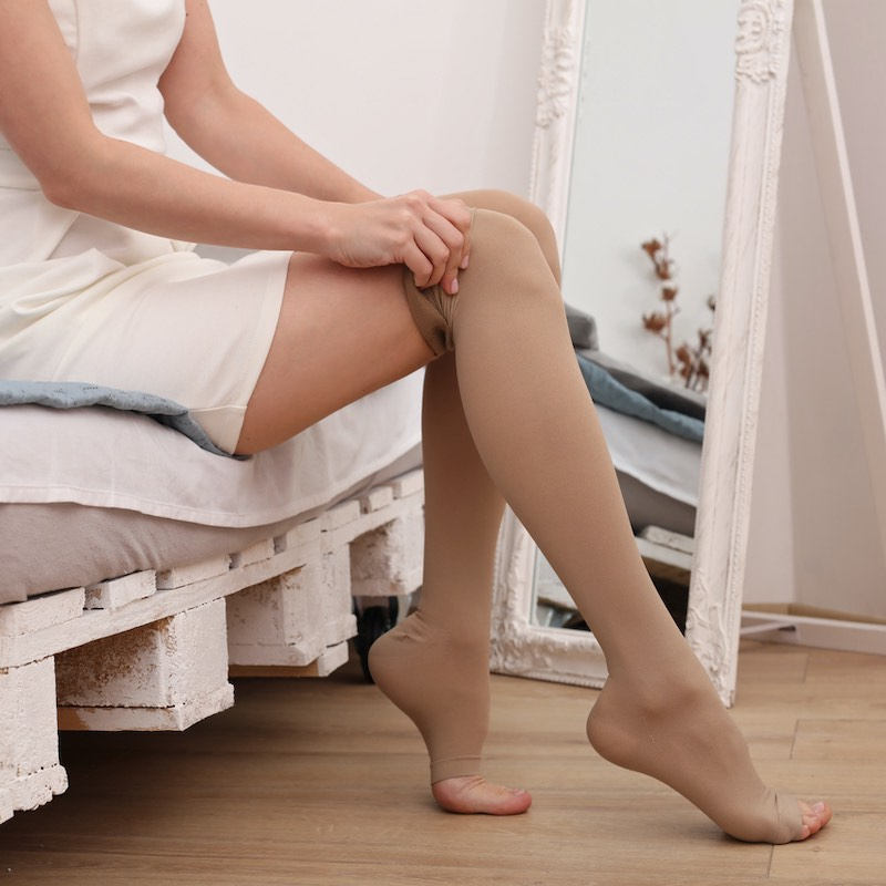 medical compression stockings varicose veins, deep vein thrombosis