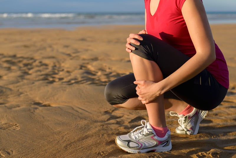 pain from medial tibial stress syndrome