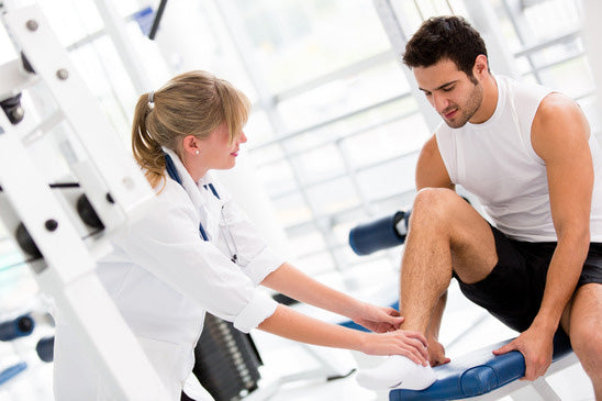 physiotherapy for ankle
