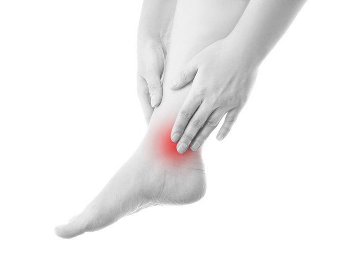 tarsal tunnel syndrome pain area