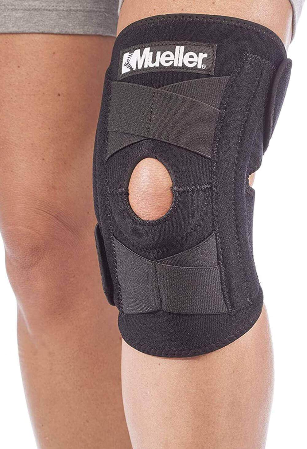 mueller self adjusting knee stabilizer