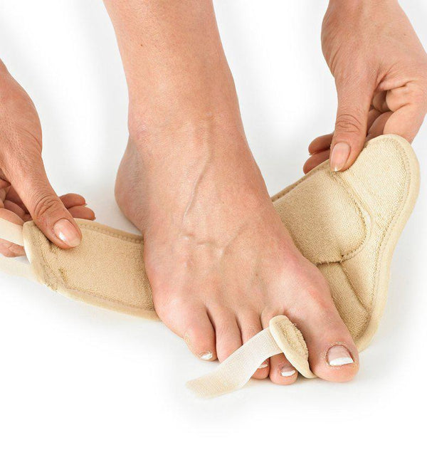 neo g big toe bunion support