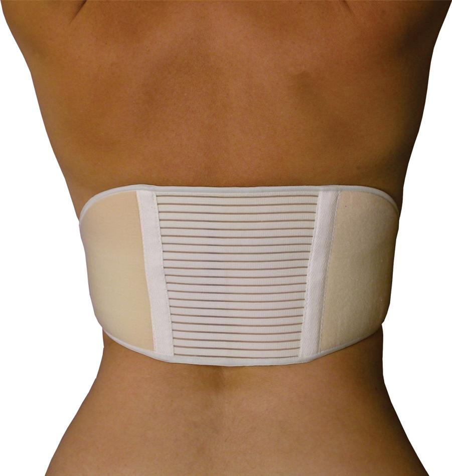 body assist womens rib belt fractured bruised ribs