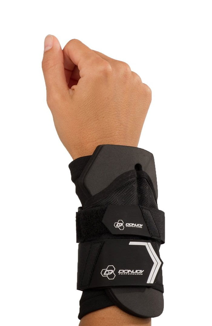 donjoy anaform hyperextension wrist wrap