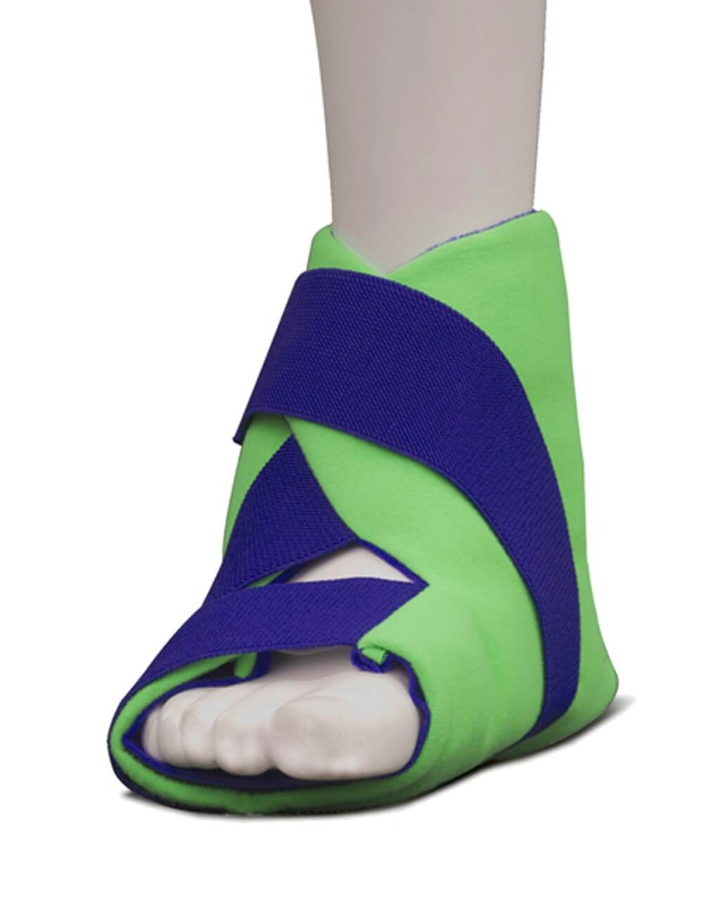 foot ankle ice pack ankle swelling strain injury