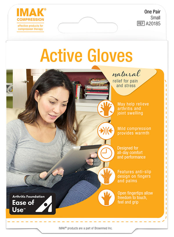 imak hands active arthritis gloves