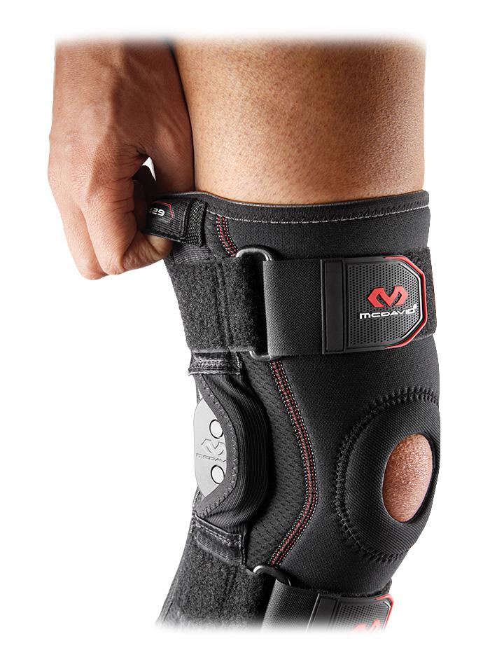 mcdavid knee brace with psii hinges md429