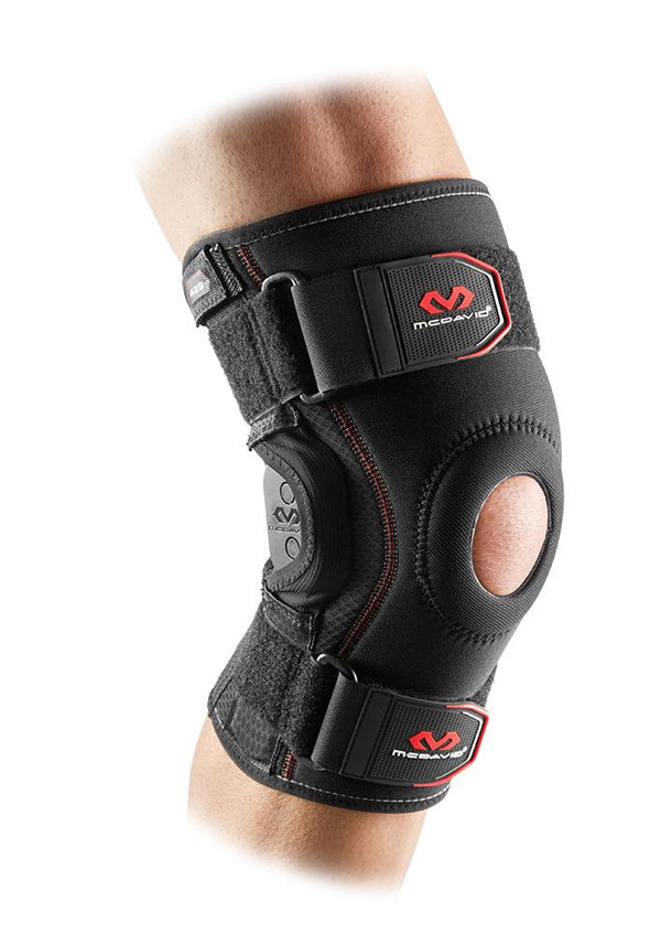 mcdavid knee brace with polycentric hinges 429