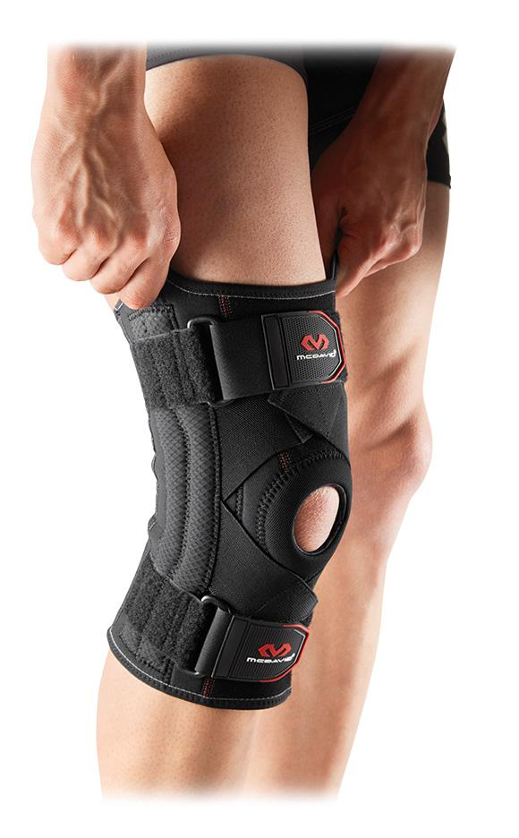 mcdavid knee support cross straps md425