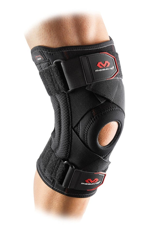mcdavid knee support stays cross straps 425