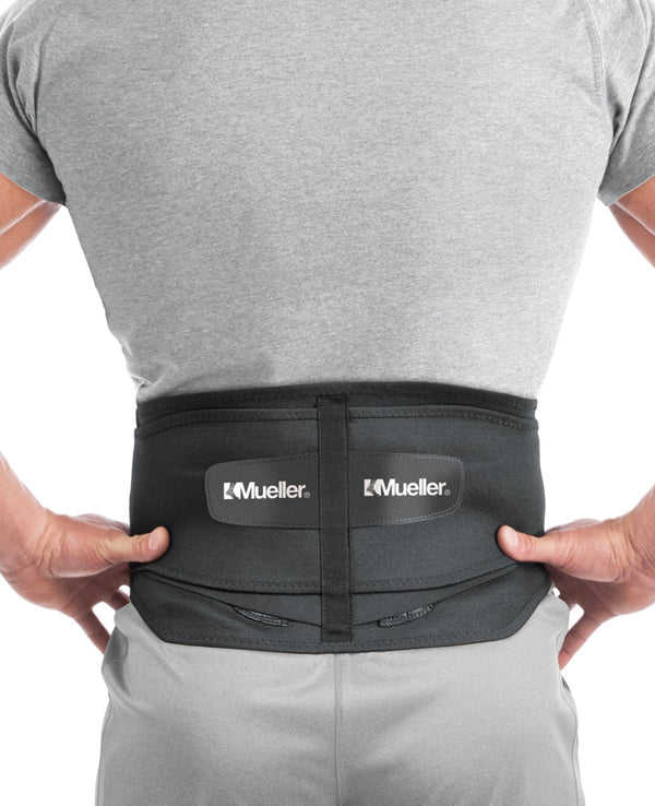 Mueller Lumbar Brace With Removable Pad 255