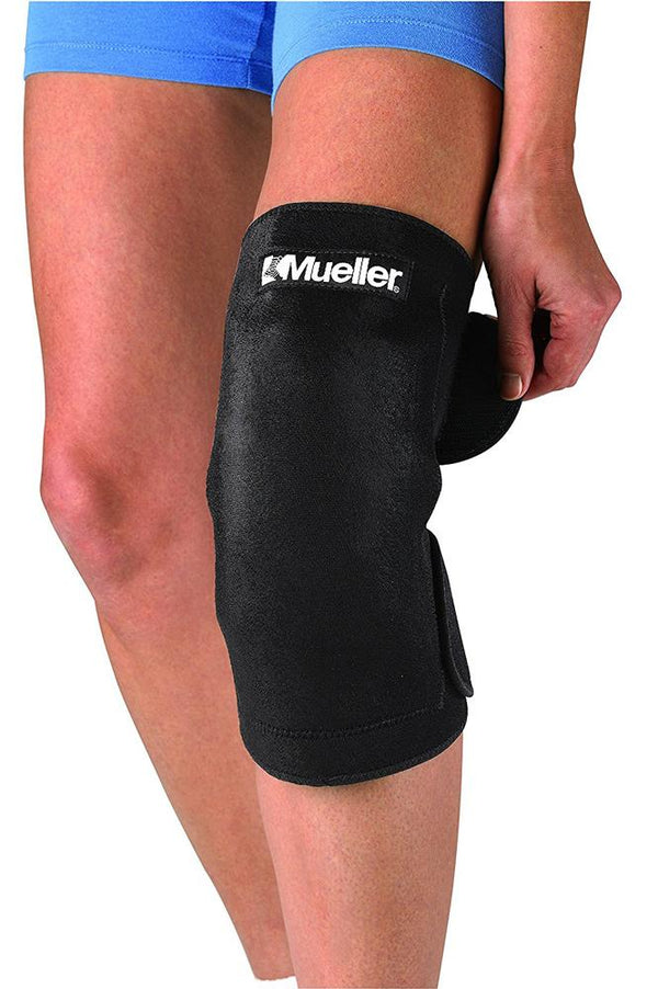 mueller knee hot cold wrap