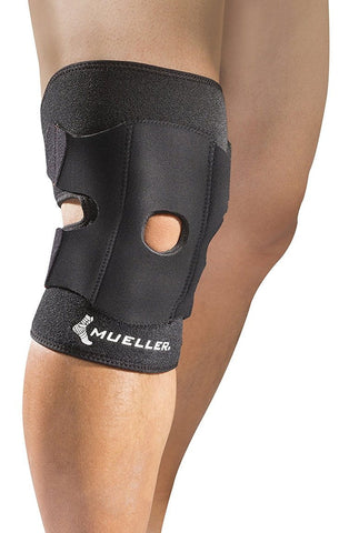 mueller adjustable knee support 57227