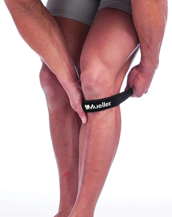 mueller black jumpers knee strap