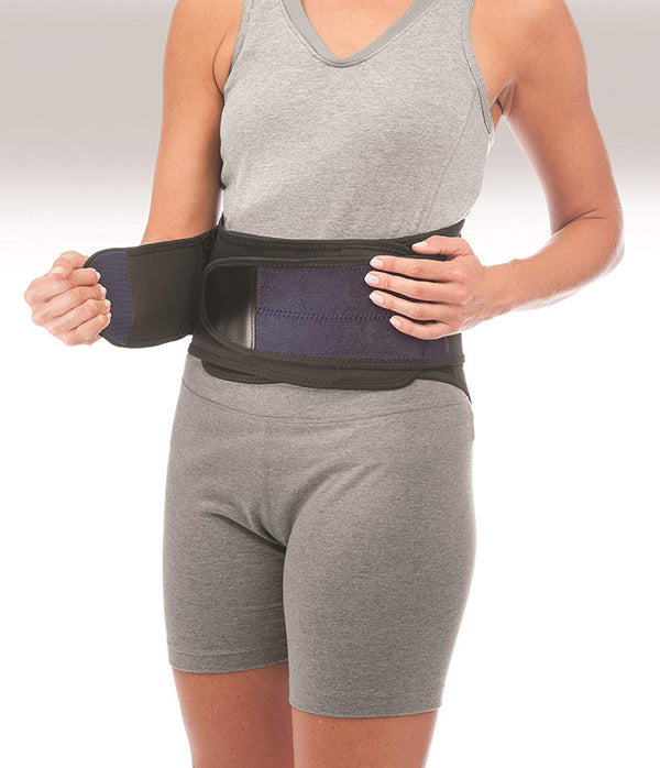 mueller lumbar back support 255