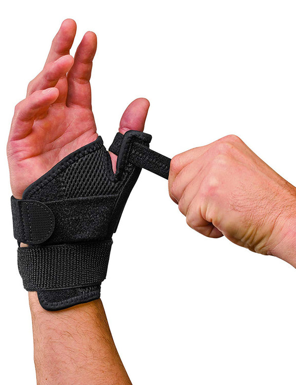 mueller thumb injury pain support