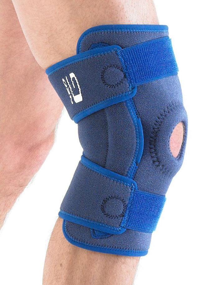neo g hinged open knee support 894