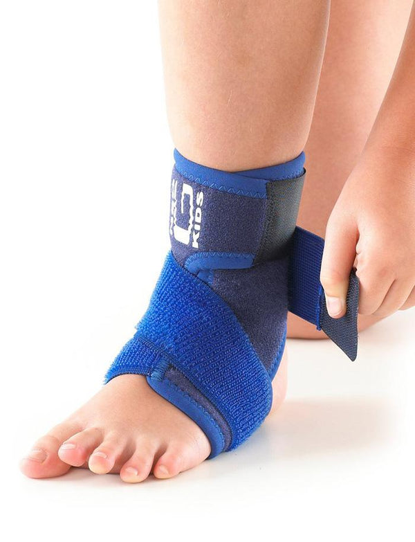 neo g childrens sprained ankle support brace