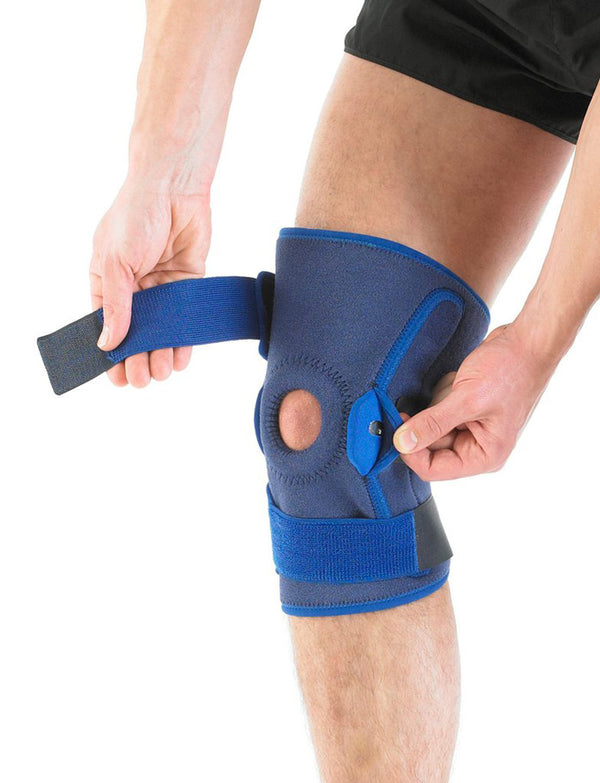 neo g hinged knee ligament brace