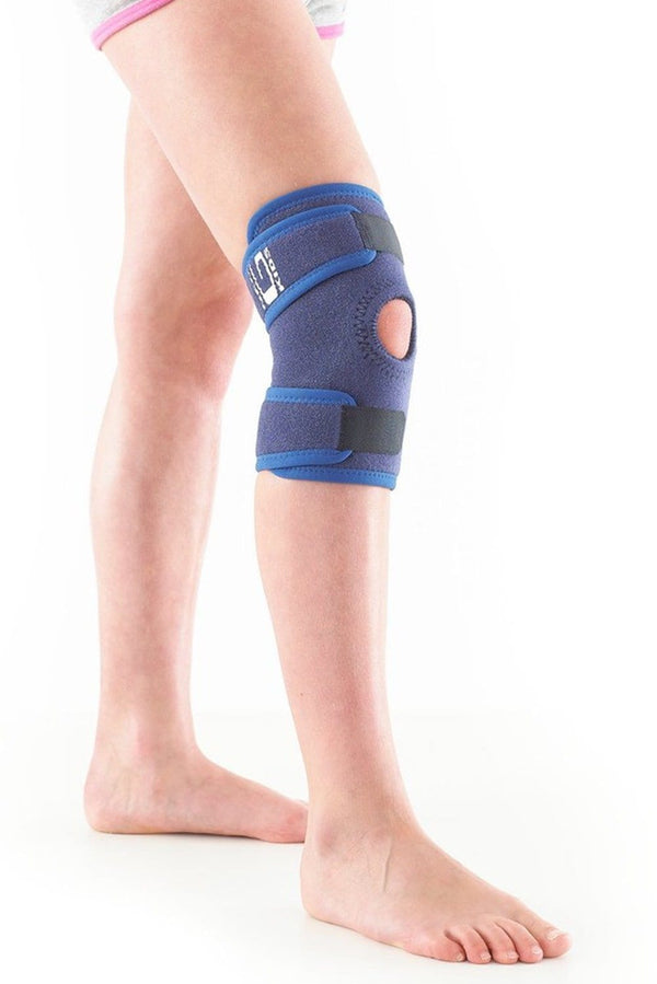neo g kids open knee support 885k