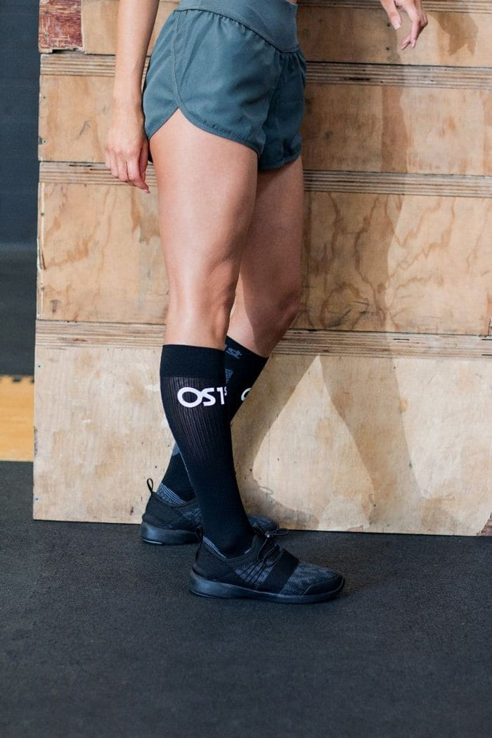 os1st fs4 runners circulation socks