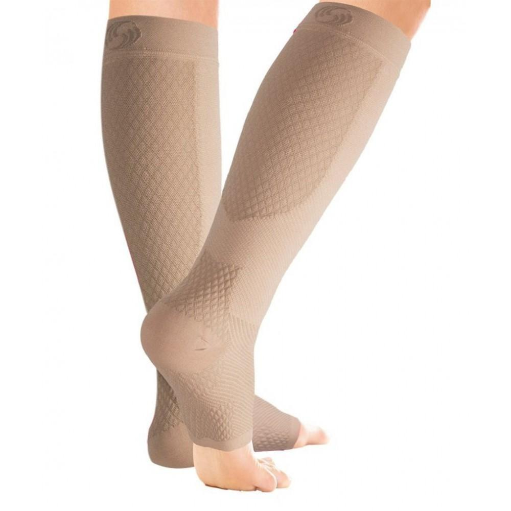 os1st orthosleeve fs6plus natural calf sleeves