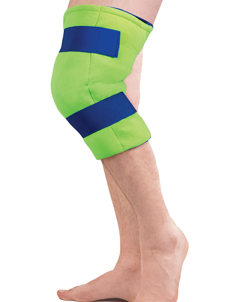 polar ice large knee ice pack wrap 30104