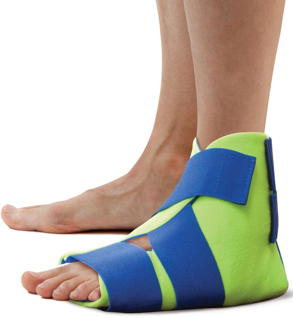 polar ice 30105 foot ankle ice wrap