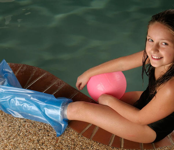 Seal-Tight Active Seal Swimming Waterproof Cast Protector  - Pediatric Leg 20362