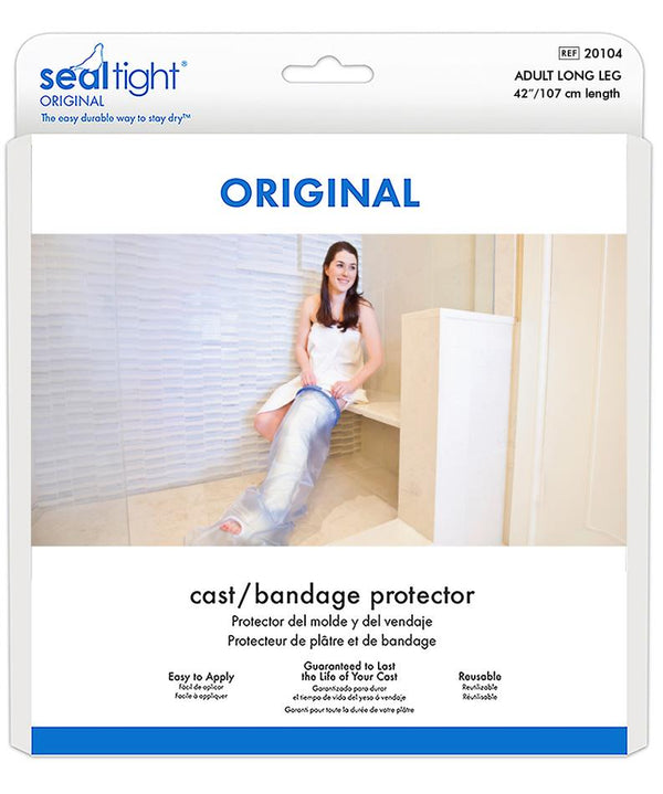 seal tight shower waterproof cast cover 20104