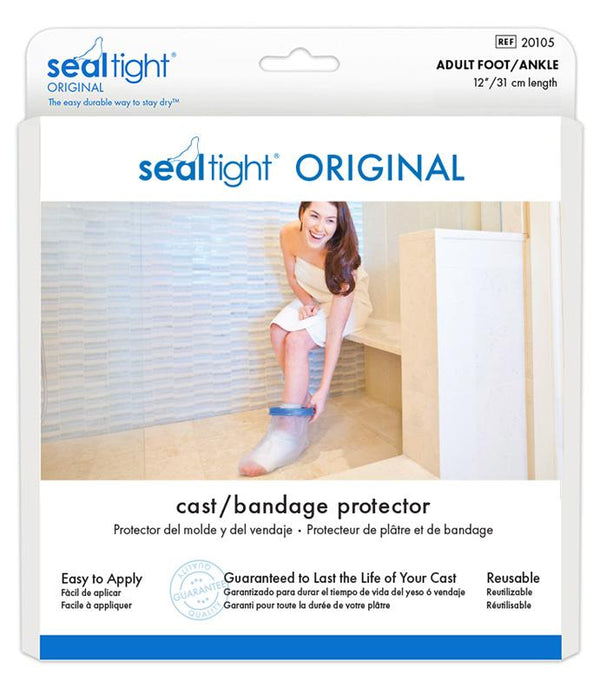 seal tight shower waterproof cast cover 20105