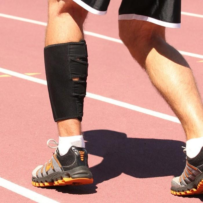 shock doctor compression shin splints support