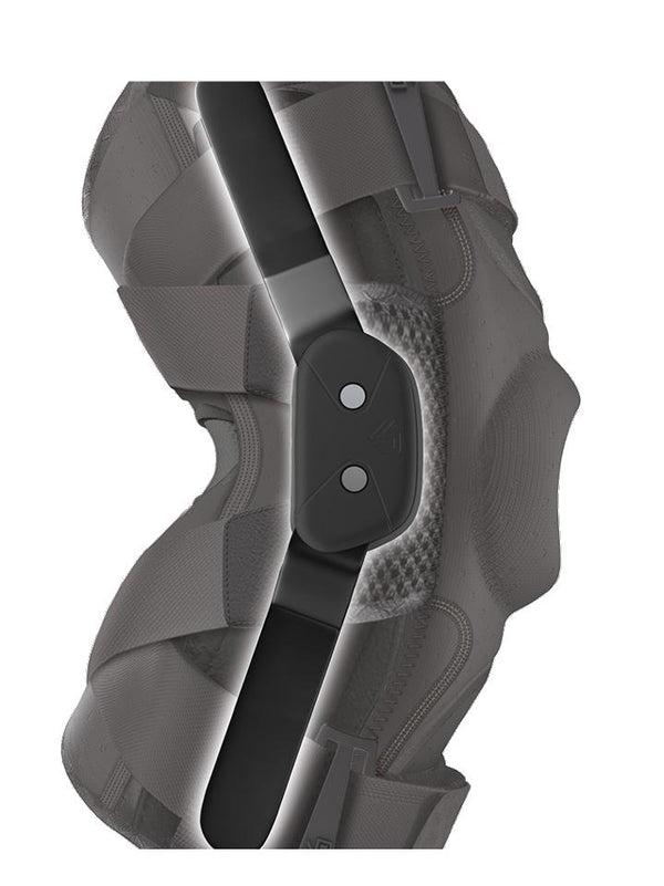 shock doctor hinged knee brace 875
