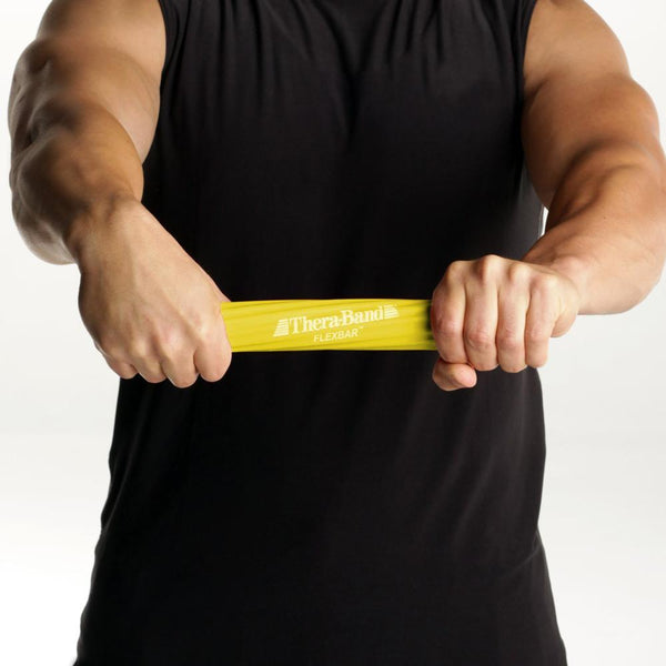 extra light yellow resistance bar flexbar
