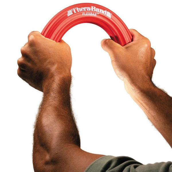 theraband red resistance flexbar