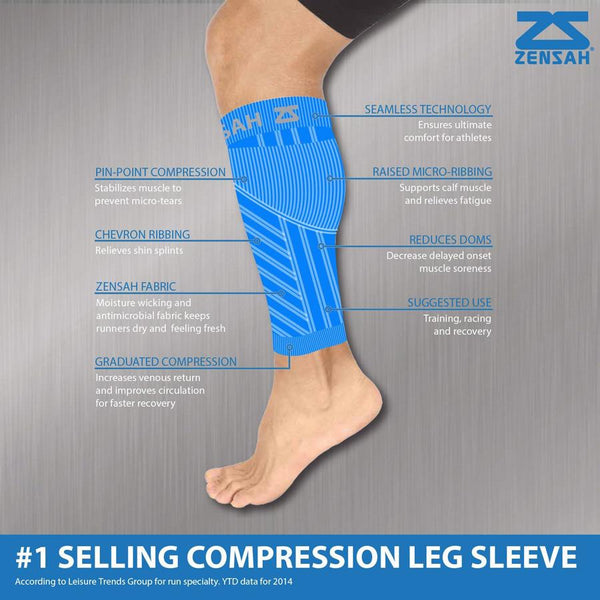calf compression sleeves shin splints